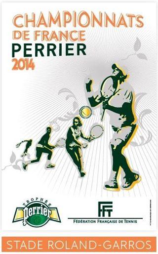 Championnat France Roland Garros 2014