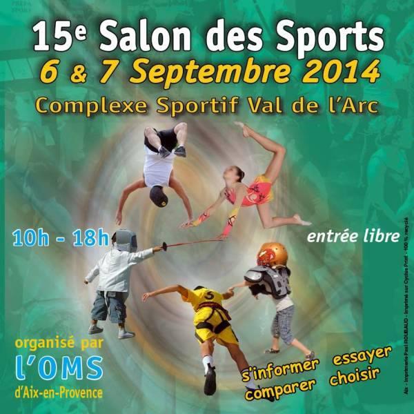 Préparation mentale Aix Forum des Sports Affiche