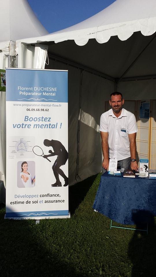 Préparation mentale Aix Salon des Sports 7 septembre 2014